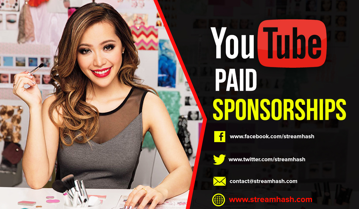 Youtube Paid Sponsorship