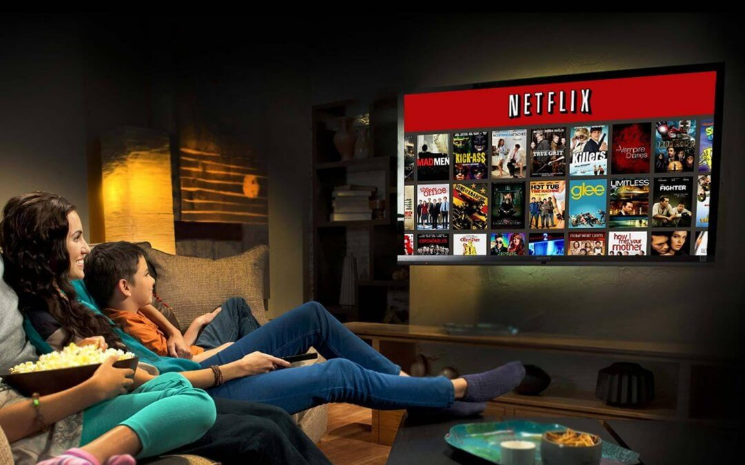 How a movie gets released on Netflix video streaming site