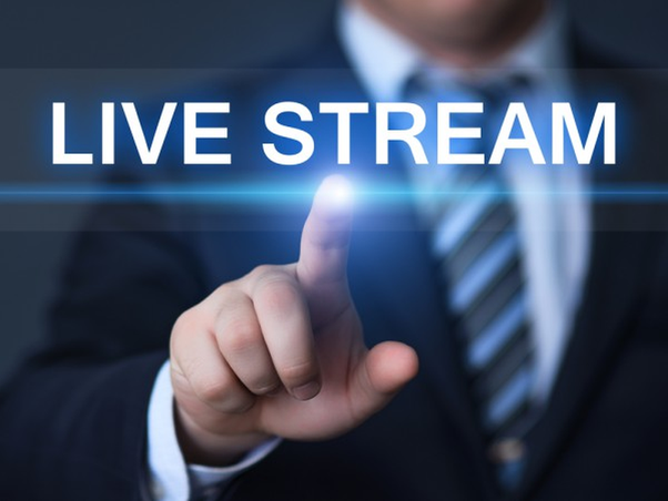 Live Stream growing as big as VOD